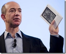 Bezos and Kindle