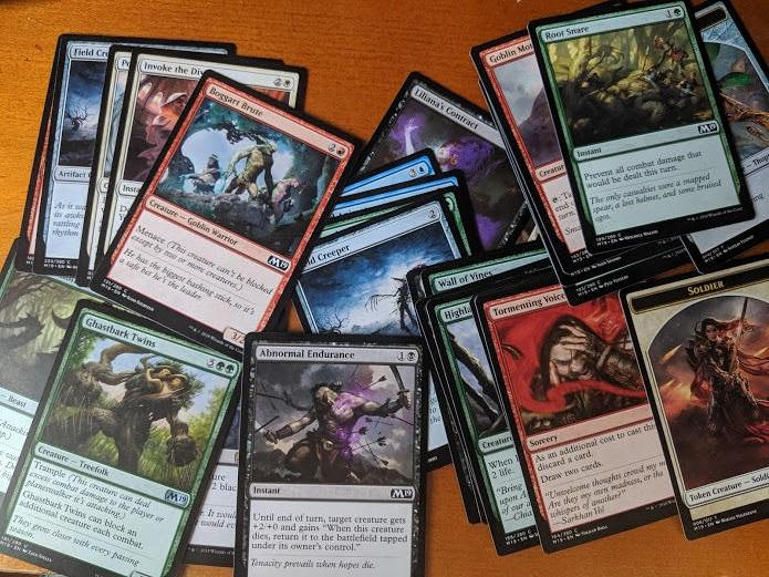 Local Players Conjure Magic: The Gathering | WMRA and WEMC